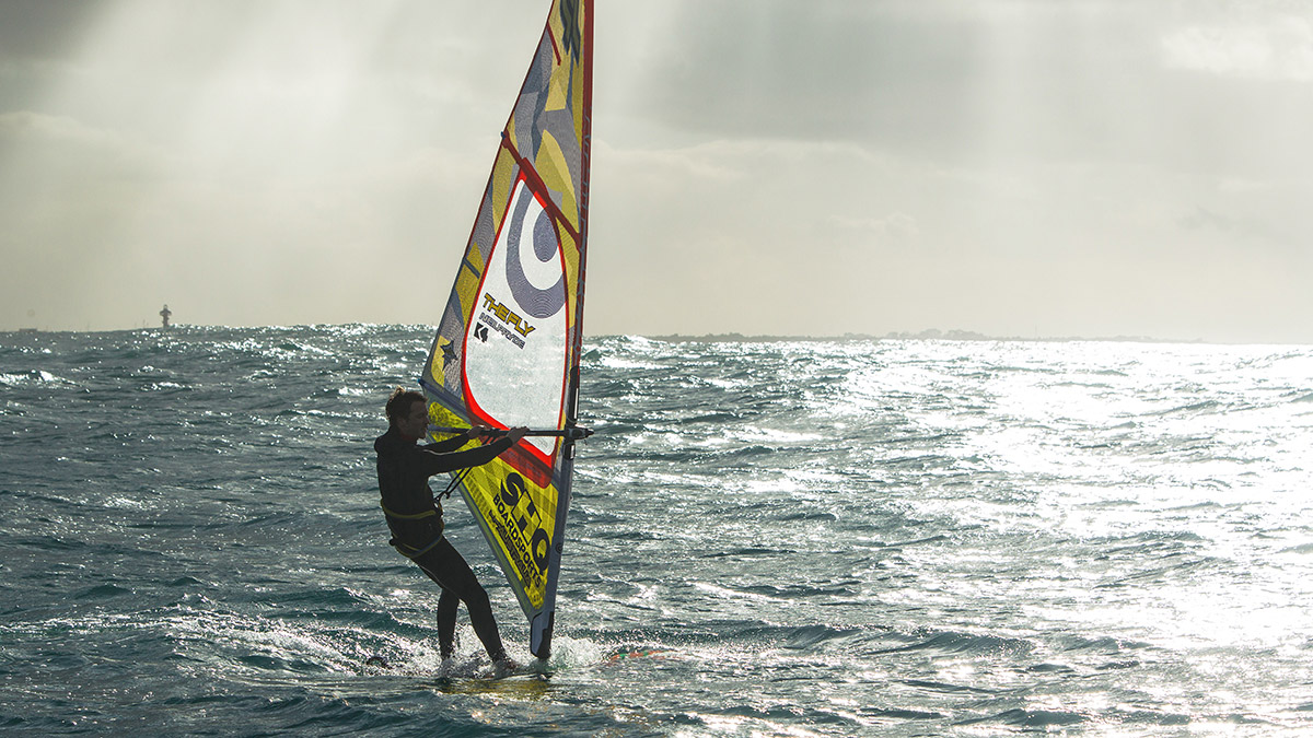 alastair mcleod windsurfing wavesailing victoria secret spot