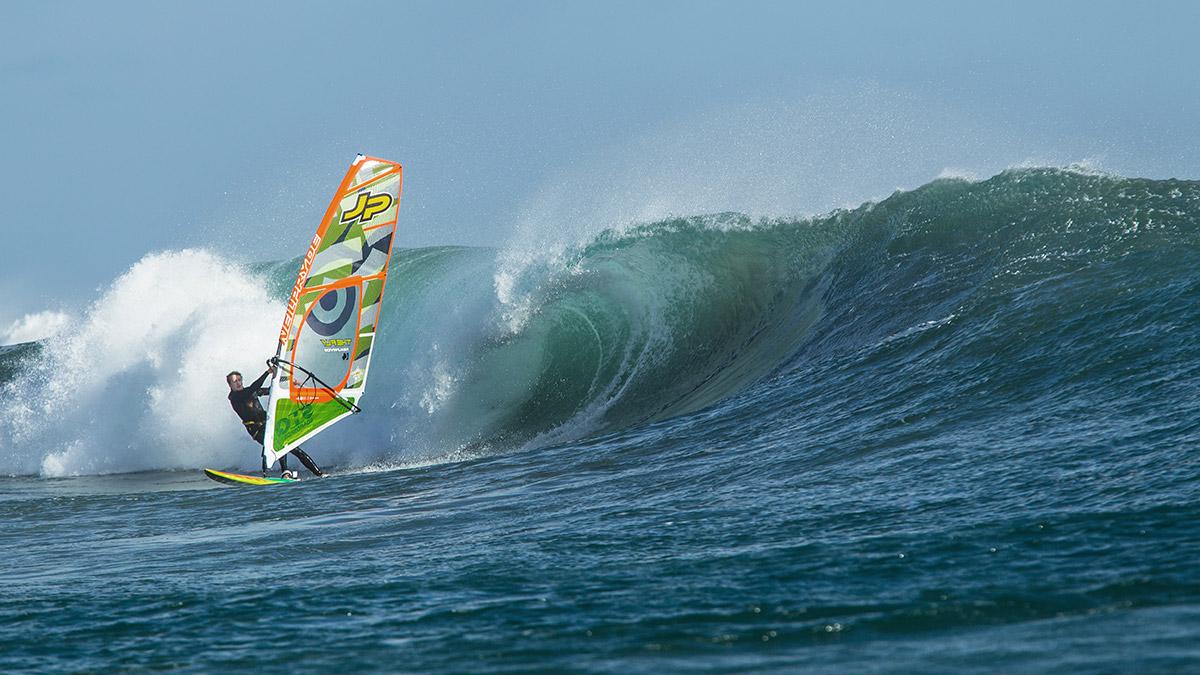 alastair mcleod windsurfing wavesailing victoria secret spot