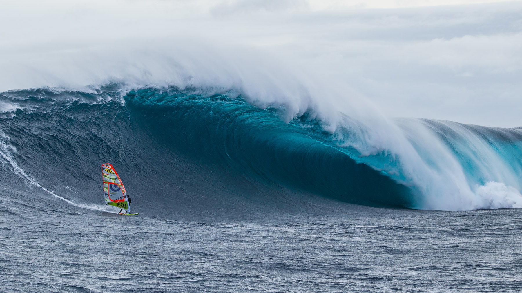 alastair mcleod windsurfing pedra branca tasmania for red bull