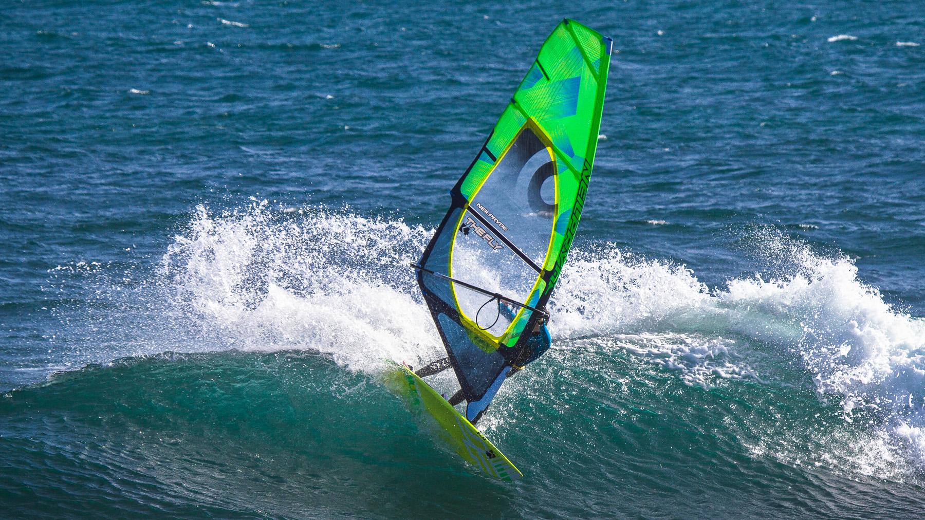 flynns reef windsurfing phillip island