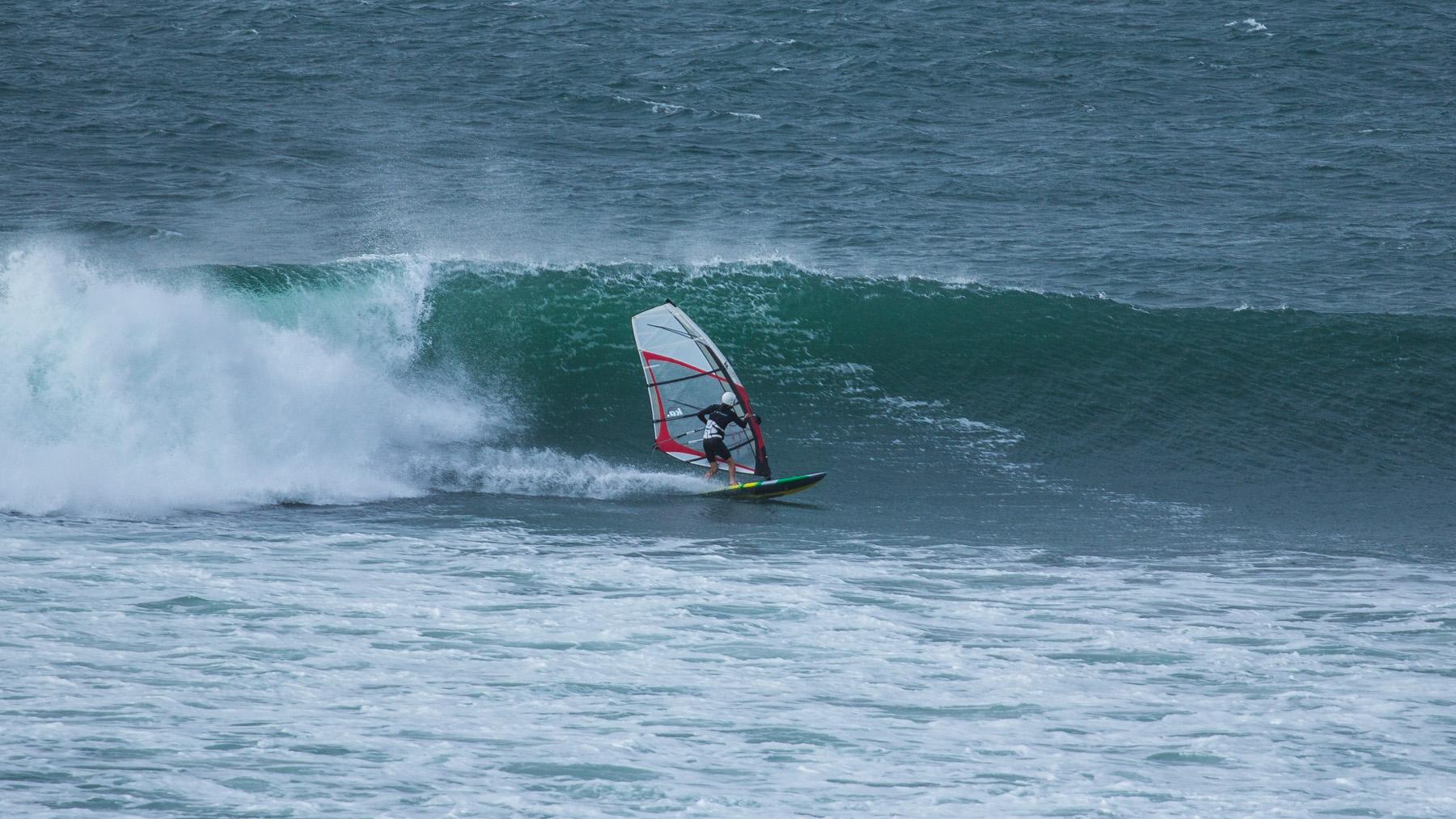 windsurfing phillip island right point