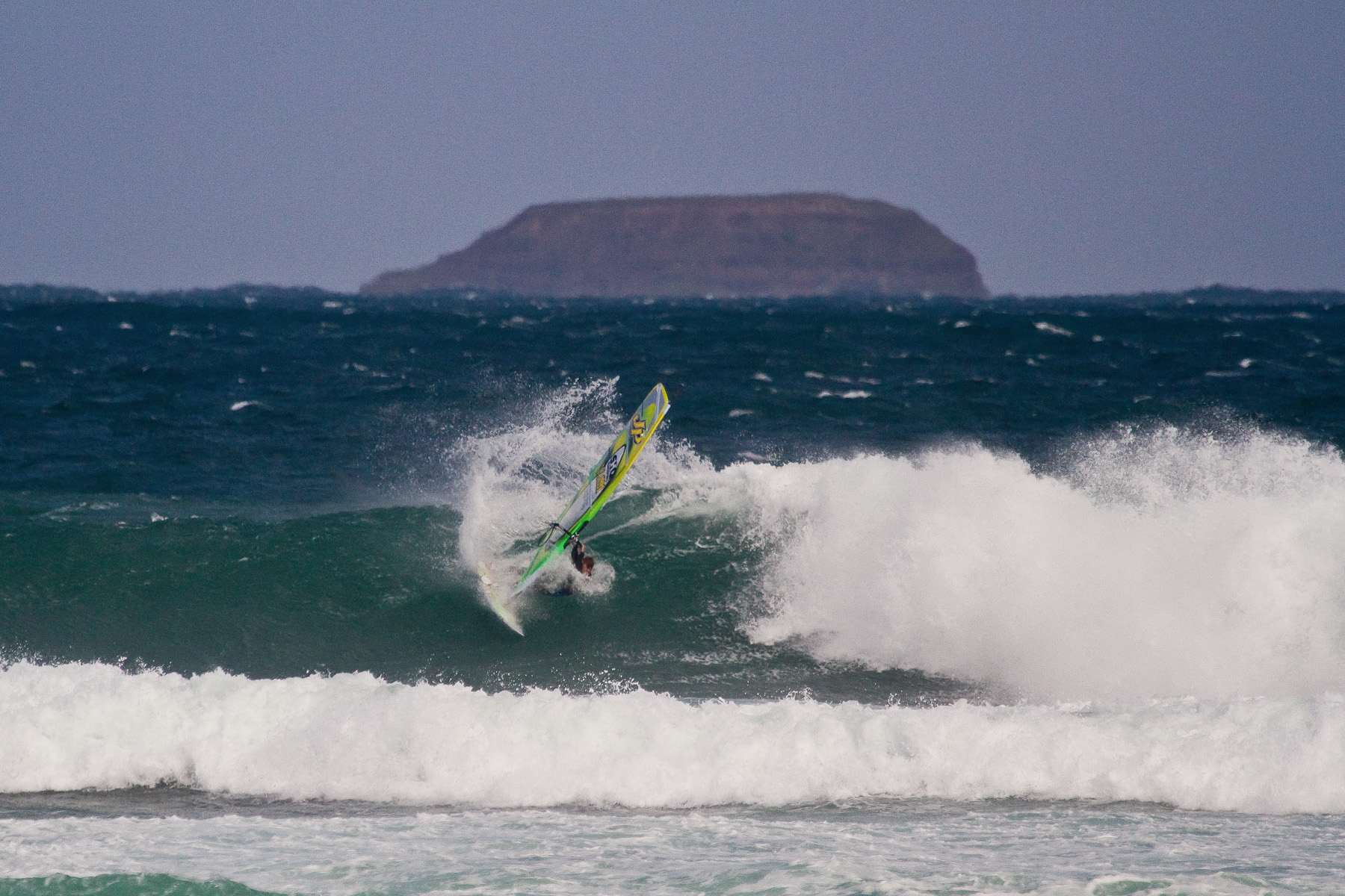 alastair mcleod windsurfing point leo suicide