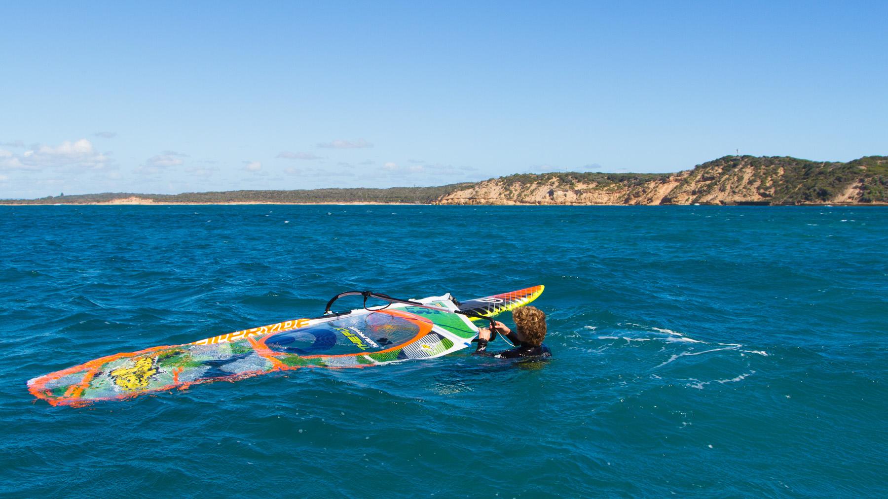 windsurfing quarantine victoria
