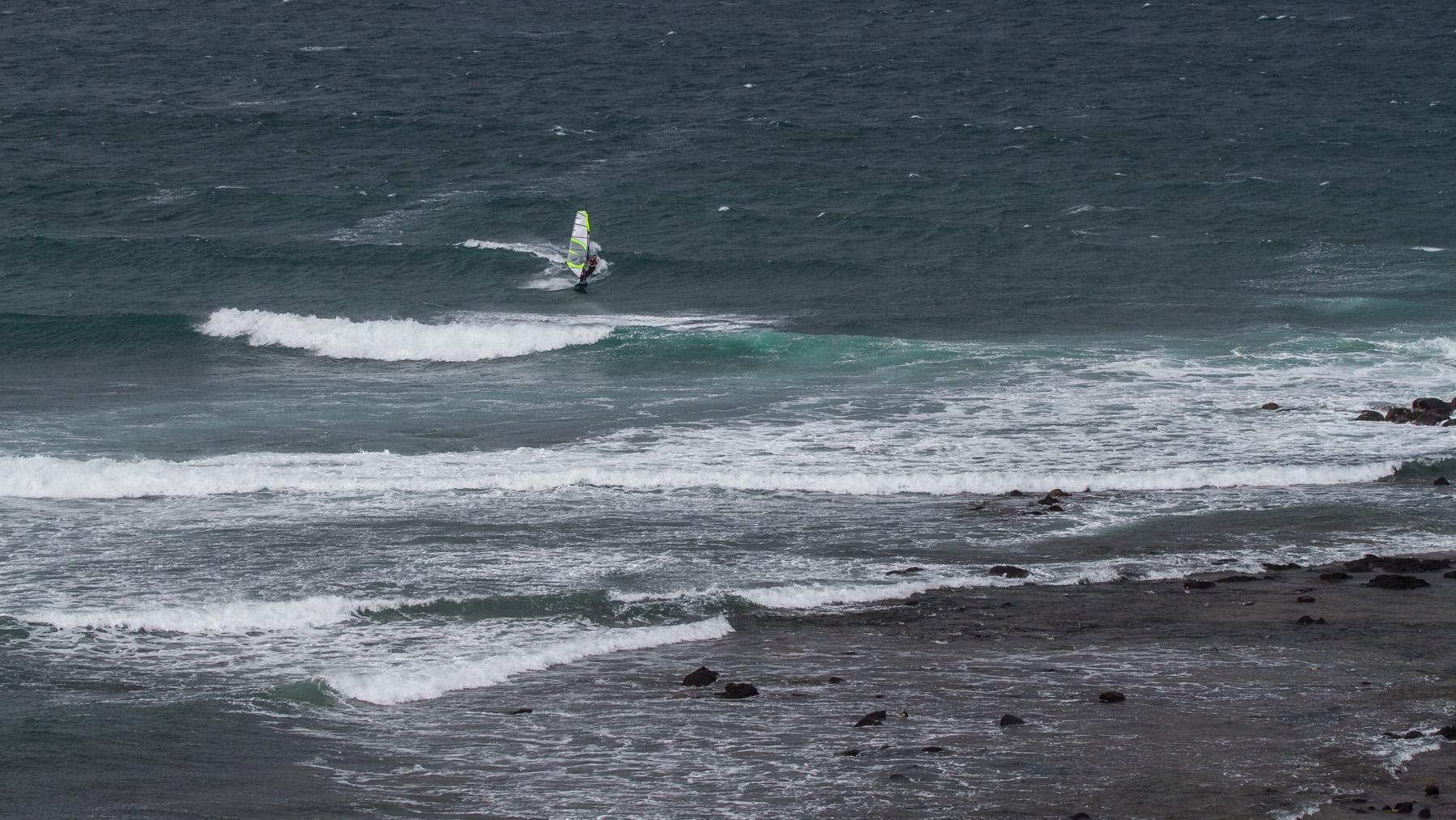 windsurfing surfies point on phillip island