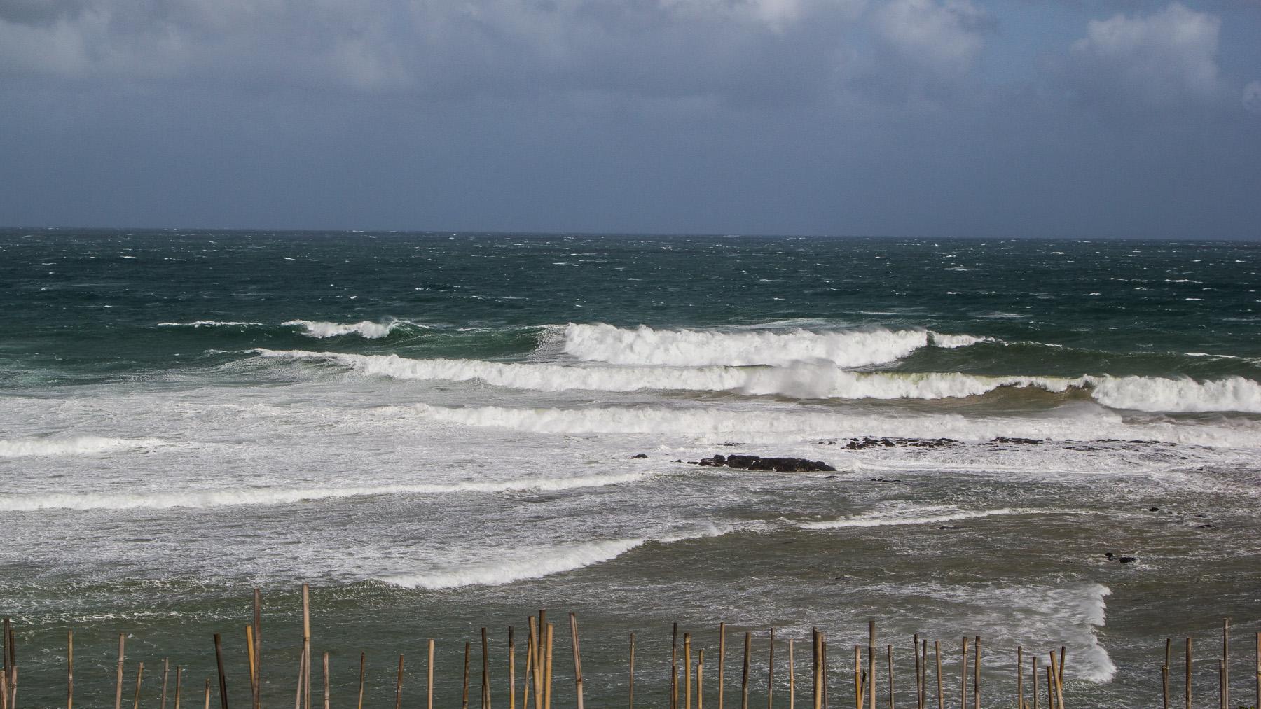windsurfing phillip island surfies point
