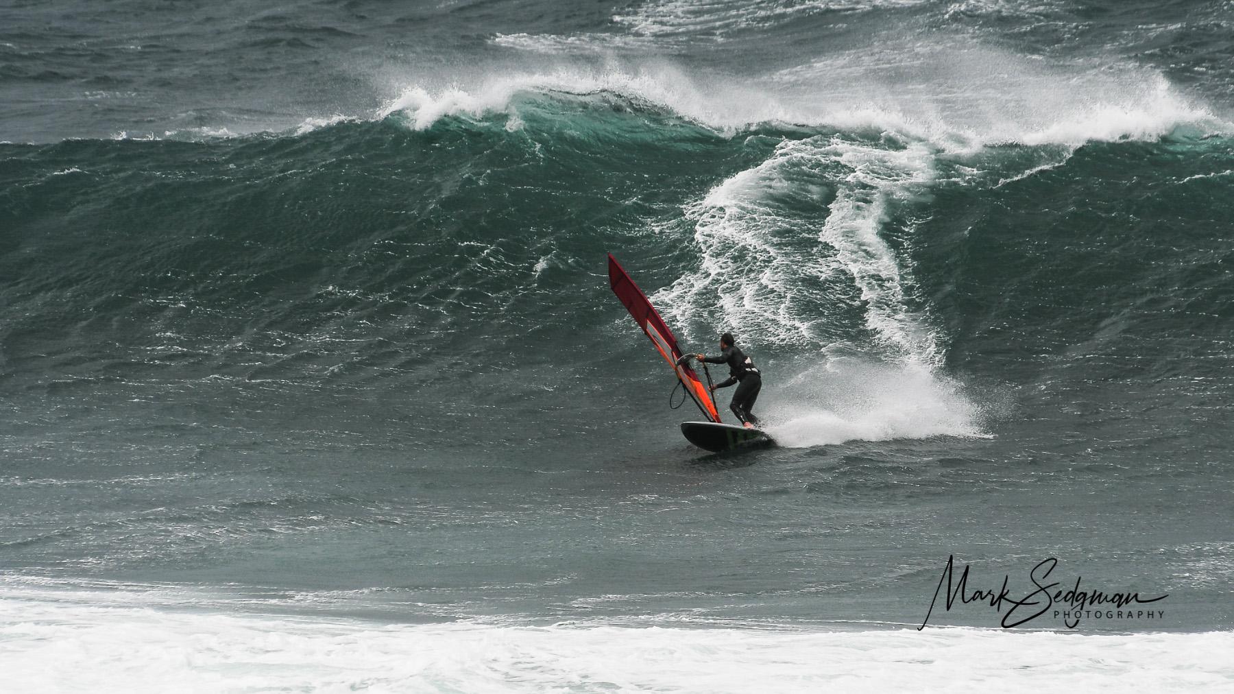 jono from surftrax windsurfing surfies point